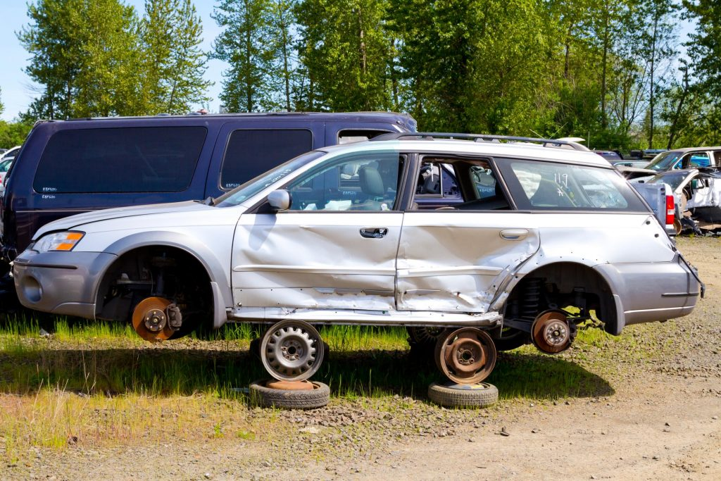 North Bay Towing Service - Scrap Car Removal 2